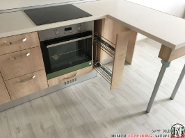 K014 - Кухня: Elegance Endgrain Oak и Дюна_12