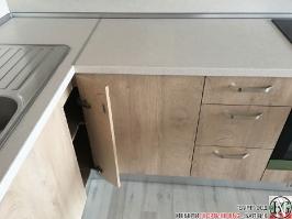 K014 - Кухня: Elegance Endgrain Oak и Дюна_14