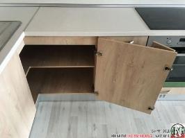 K014 - Кухня: Elegance Endgrain Oak и Дюна_15