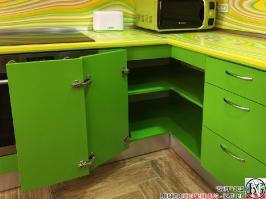 K018 - Кухня: Дъга, Зелена Мамба, Оранж и Лайм_11