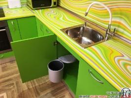 K018 - Кухня: Дъга, Зелена Мамба, Оранж и Лайм_16