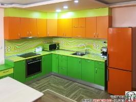 K018 - Кухня: Дъга, Зелена Мамба, Оранж и Лайм_17