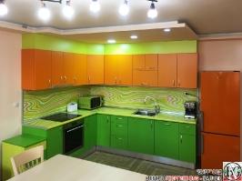 K018 - Кухня: Дъга, Зелена Мамба, Оранж и Лайм_18