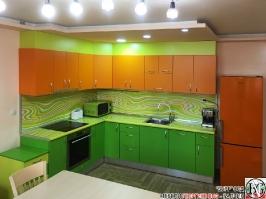 K018 - Кухня: Дъга, Зелена Мамба, Оранж и Лайм_2