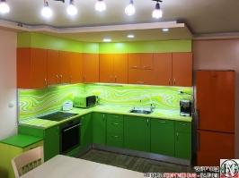 K018 - Кухня: Дъга, Зелена Мамба, Оранж и Лайм_3