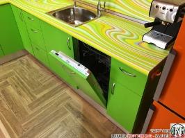 K018 - Кухня: Дъга, Зелена Мамба, Оранж и Лайм_5