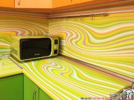 K018 - Кухня: Дъга, Зелена Мамба, Оранж и Лайм_6