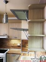 K004 - Кухня: Дъб Ферара и Porterhouse Walnut_11
