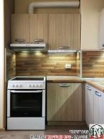 K004 - Кухня: Дъб Ферара и Porterhouse Walnut_14