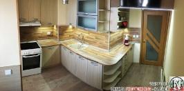 K004 - Кухня: Дъб Ферара и Porterhouse Walnut_17