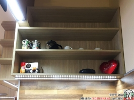 K004 - Кухня: Дъб Ферара и Porterhouse Walnut_19