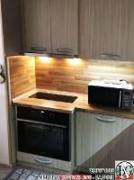 K004 - Кухня: Дъб Ферара и Porterhouse Walnut_24