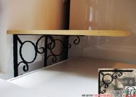 DR011 - Шкаф с отделение за кош за дрехи и рафт за стена: Дъб Крафт голд_7
