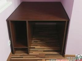 D001 - Бюро за компютър: Венге_1