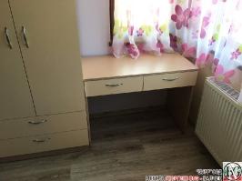 D003 - Секция за детска стая с бюро: Макиато и Беже_4