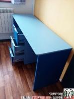 D006 - Обзавеждане за детска стая: Синьо Капри и Синьо Атол