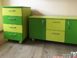 V011 - Шкафове на колела: Зелена Мамба и Лайм_1