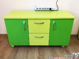 V011 - Шкафове на колела: Зелена Мамба и Лайм_3