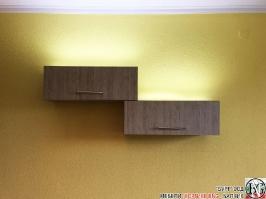 V004 - Скрин за хол и шкафчета за стена: Орегон и Dark Astwood_4