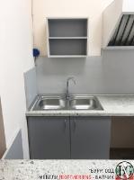 TO002 - Обзавеждане за закусвалня: Stone grey, Aluminium_11